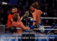 2018 WWE Road to Wrestlemania Trading Cards (Topps) Team Smackdown 62