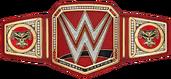 Brock Lesnar Universal Championship Sideplates