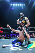 CMLL Martes Arena Mexico (January 21, 2020) 22