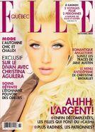 Elle Quebec - November 2008