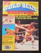 Gold Belt Wrestling - January 1991