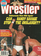 The Wrestler - April 1989