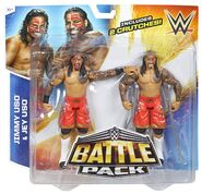 WWE Battle Packs 32 The Usos