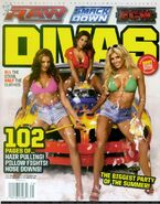 WWE Divas Magazine 2007 Issue