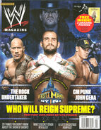 WWE Magazine April 2013