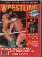 Wrestling Power - March 1988