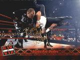 2001 WWF RAW Is War (Fleer) Bubba Ray Dudley (No.7)