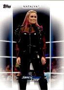 2017 WWE Women's Division (Topps) Natalya 33