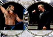 2018 Legends of WWE (Topps) Michael PS Hayes IC 15