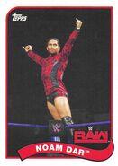 2018 WWE Heritage Wrestling Cards (Topps) Noam Dar 57