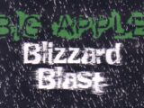 Big Apple Blizzard Blast
