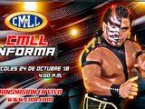CMLL Informa (October 24, 2018)