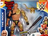 The Rock (Create A WWE Superstar)
