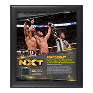 Gargano & Ciampa DIY TakeOver Toronto 15 x 17 Framed Plaque w Ring Canvas