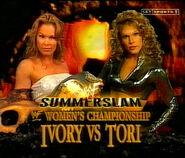 Ivory Vs Tori
