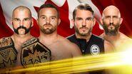 NXT TakeOver Toronto The Revival vs. DIY