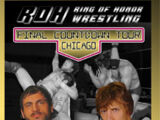 ROH The Final Countdown Tour (Chicago)