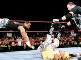 November 6, 2000 Monday Night RAW results