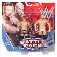 Tyson Kidd & Cesaro - WWE Battle Packs 39