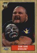 2008 WWE Heritage III Chrome Trading Cards Bam Bam Bigelow 80