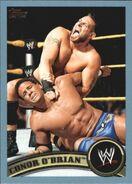 2011 WWE (Topps) Conor O'Brian 87