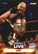 2013 TNA Impact Wrestling Live Trading Cards (Tristar) DOC 46