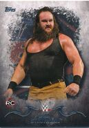2016 Topps WWE Undisputed Wrestling Cards Braun Strowman 4