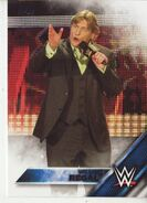 2016 WWE (Topps) William Regal 48