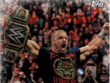 2017 WWE Road to WrestleMania Trading Cards (Topps) Triple H (No.33)
