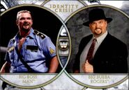 2018 Legends of WWE (Topps) Big Boss Man IC 3