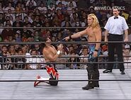 Eddie Guerrero vs Chris Jericho