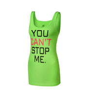 John Cena You Can't Stop Me Women's Tank Top
