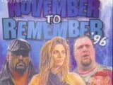 November to Remember 1996