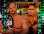 Stone Cold vs. The Rock DX In Your House