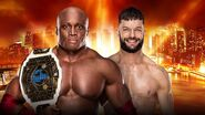 WM 35 Lashley v Balor