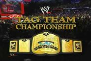 WWE Tag Team Championship Match