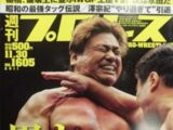 Weekly Pro Wrestling No. 1605