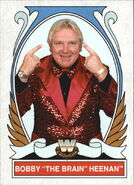 2008 WWE Heritage IV Trading Cards (Topps) Bobby Heenan 75