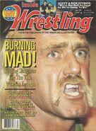 Inside Wrestling - July 1991