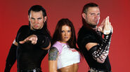 Matt Hardy,Jeff Hardy and Lita