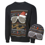 Sasha Banks Ugly Holiday Sweatshirt & Beanie Package
