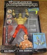 WWE Deluxe Aggression 7 Chris Benoit