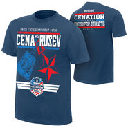 WrestleMania 31 John Cena vs. Rusev T-Shirt