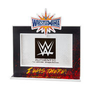 WrestleMania 33 Picture Frame