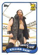 2018 WWE Heritage Wrestling Cards (Topps) Killian Dain 103