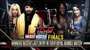 Alicia Fox & Jinder Mahal vs. R-Truth & Carmella TLC 2018