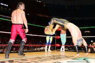 CMLL Domingos Arena Mexico 8-27-17 8