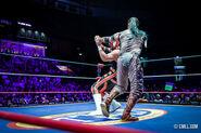 CMLL Martes Arena Mexico (February 25, 2020 11