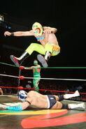 CMLL Martes Arena Mexico (July 17, 2018) 6