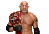 Goldberg WWE Universal Champion 2017